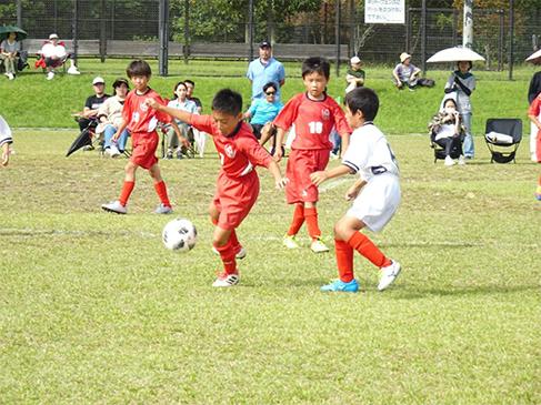 第5回「住起産業ぷくぷくサッカーフェスティバル U-9」開催!
