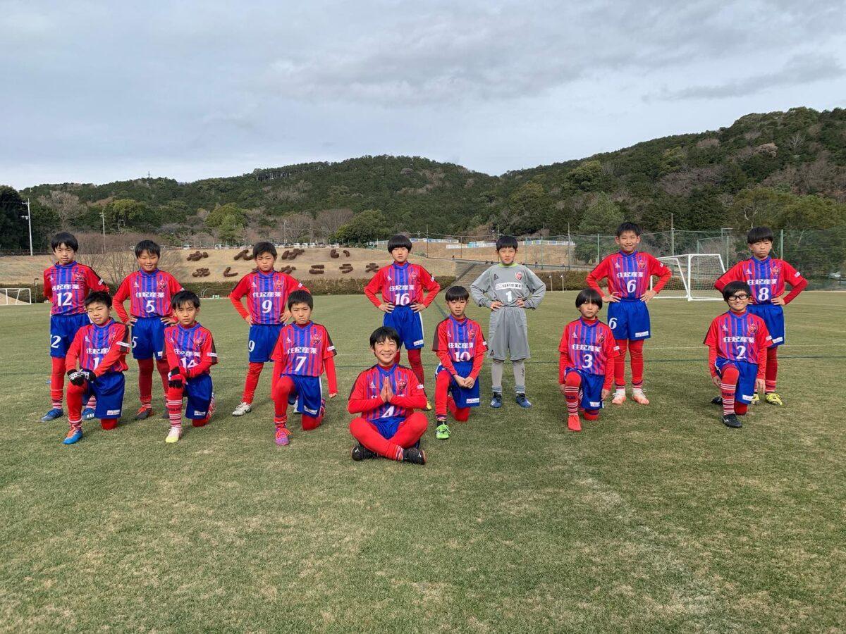 第36回静岡県ユースU-11サッカー大会 しずぎんカップが開催されました!
