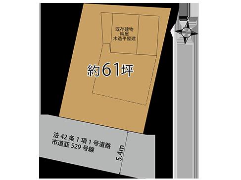 伊豆の国市奈古谷 売土地
