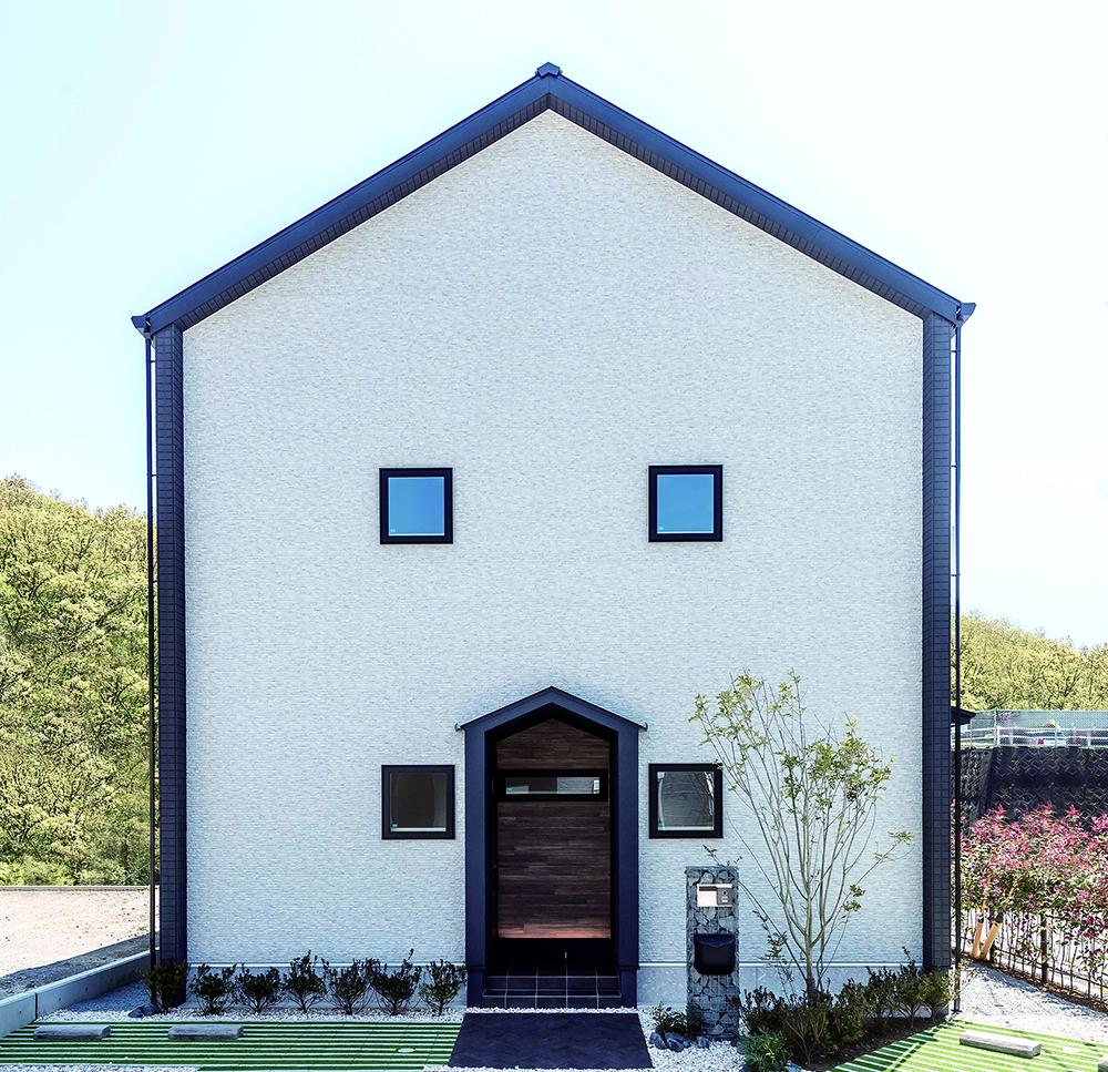 パッシブデザインで快適住宅【WONDER】